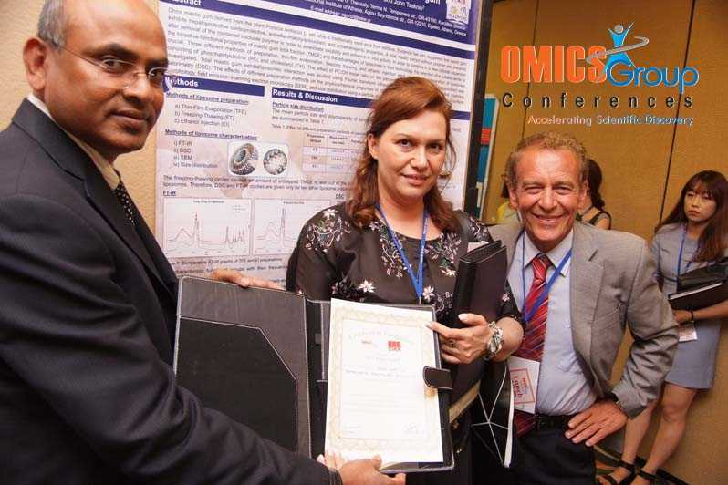 John Tsaknis  | OMICS International