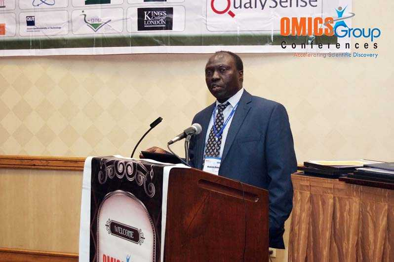 Modesto Olanya | OMICS International