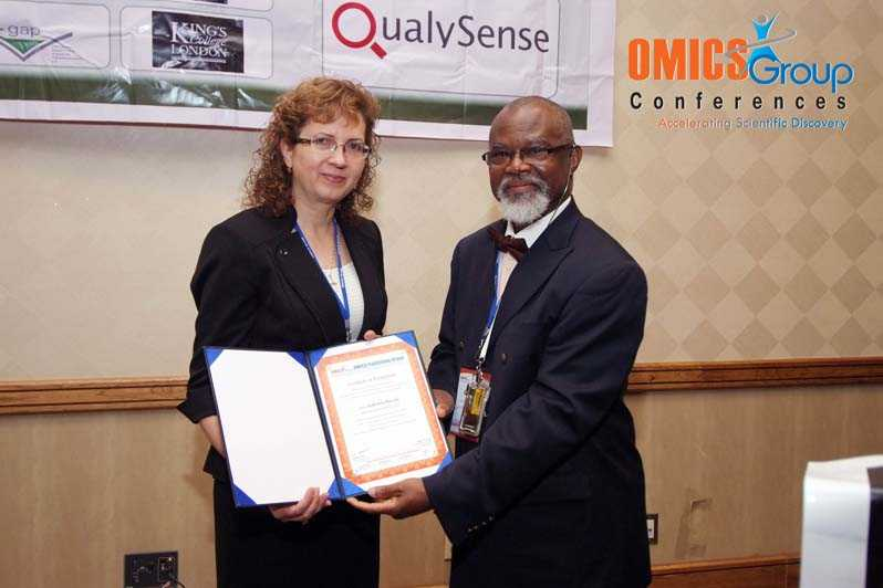 Dike O. Ukuku | OMICS International