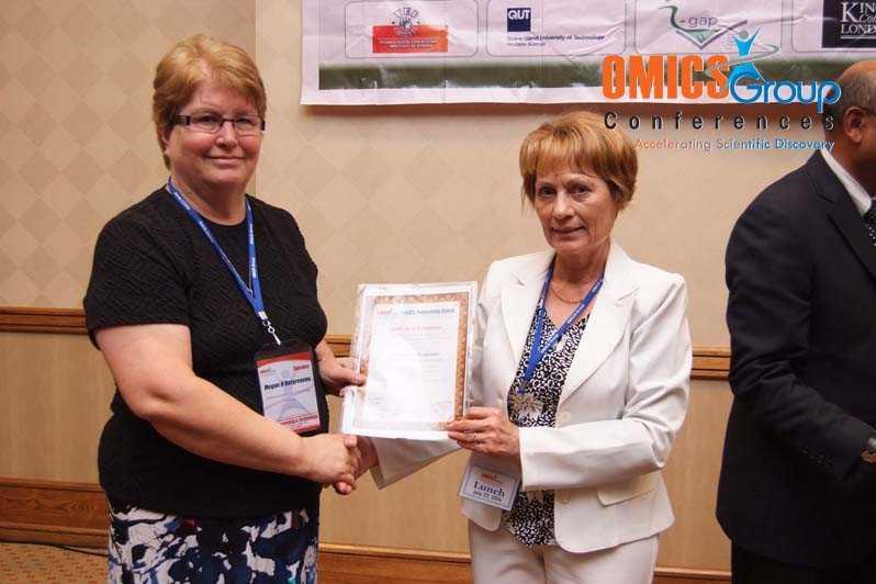 Mirjana Menkovska  | OMICS International