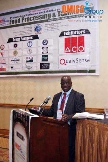 Charles F. L. Mbakaya | OMICS International