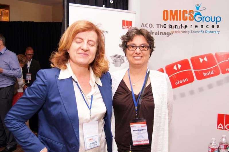 Francesca Venturi  | OMICS International