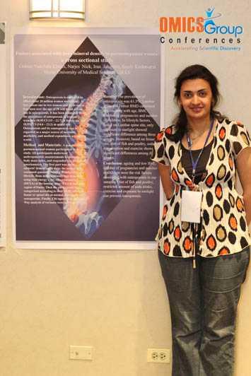 Pooja R. Patel | OMICS International