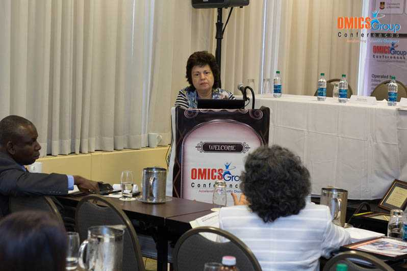 Fotoula Nikolopoulou | OMICS International