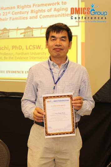Wenzheng Zhang | OMICS International