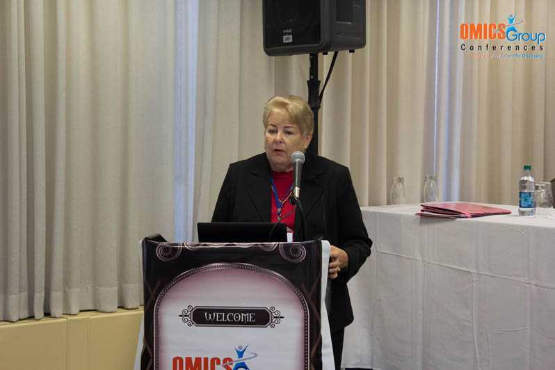 Verna Hanashiro | OMICS International