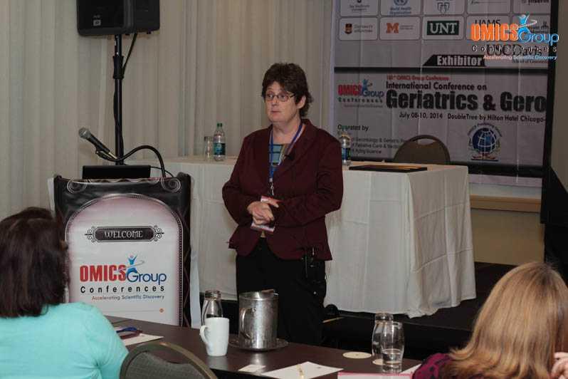 Tina Maschi | OMICS International