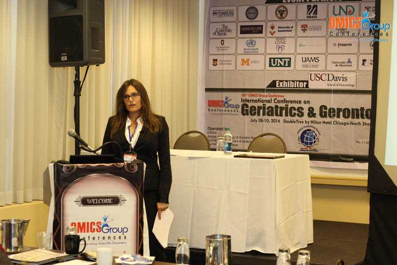 Veronica Vicente | OMICS International