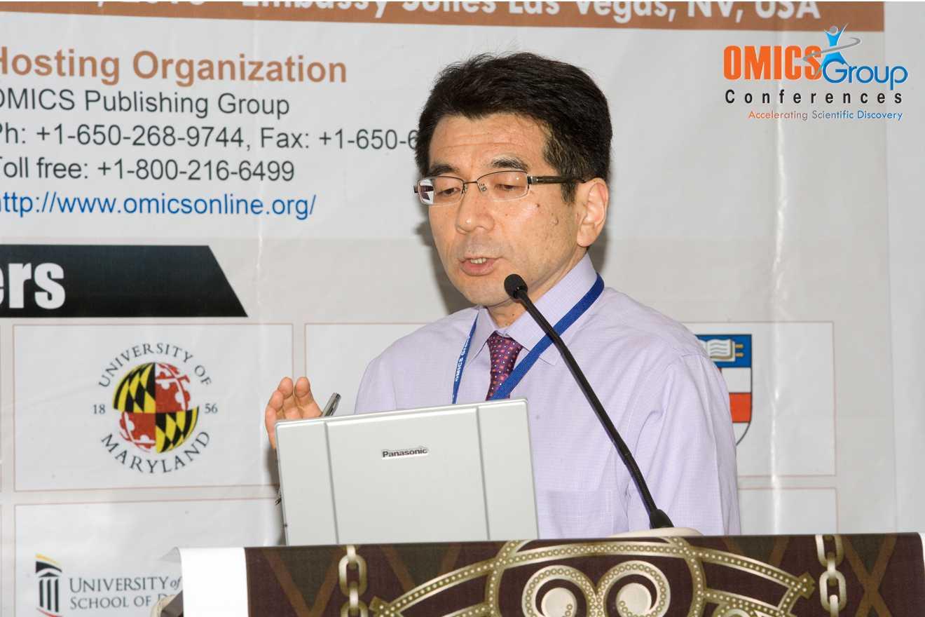 Hidefumi Maeda   OMICS International
