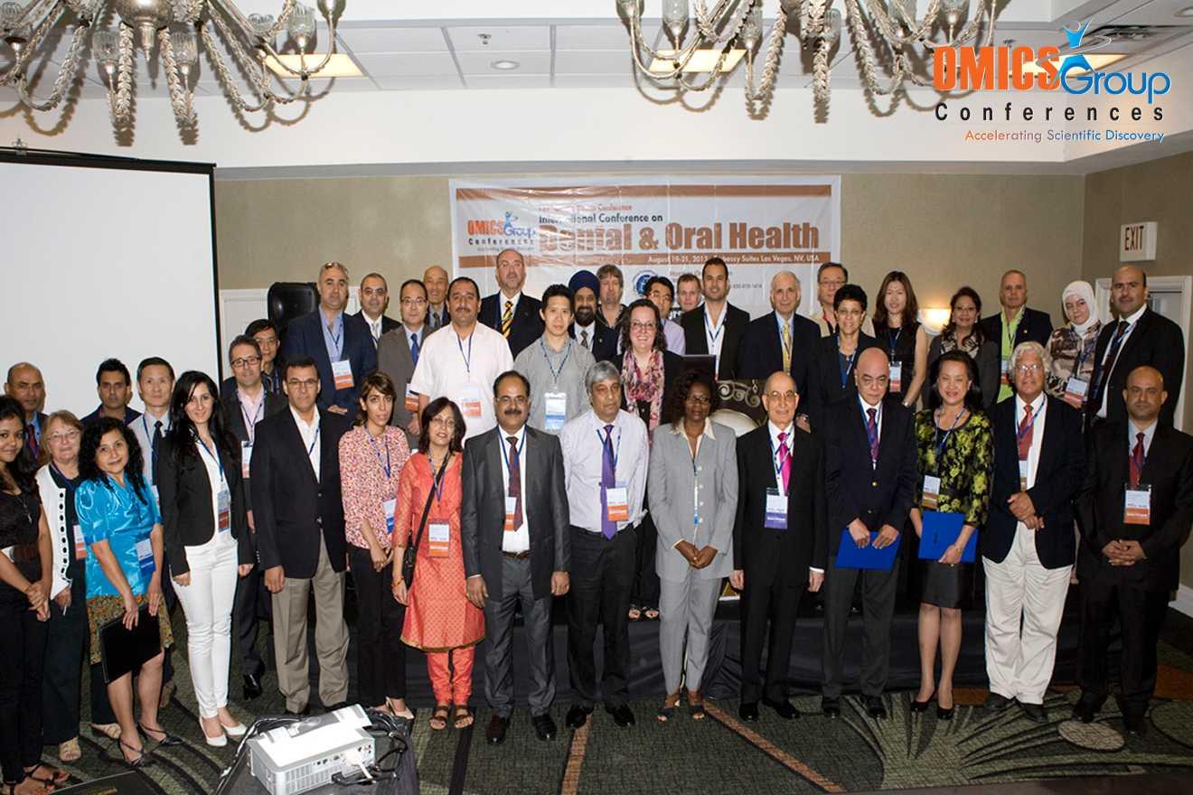 Jayant Palaskar | OMICS International
