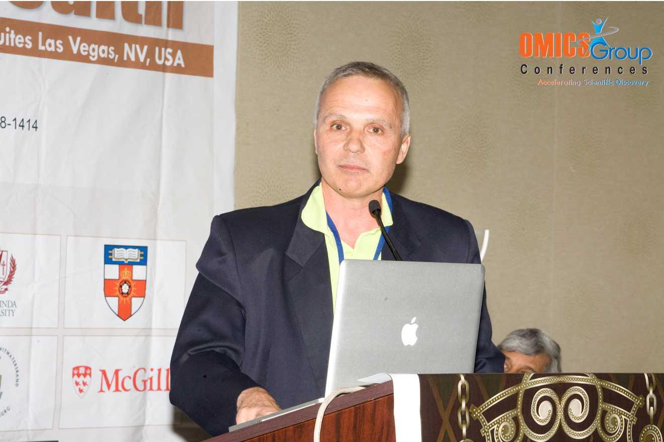 Sylvain Gagnon | OMICS International