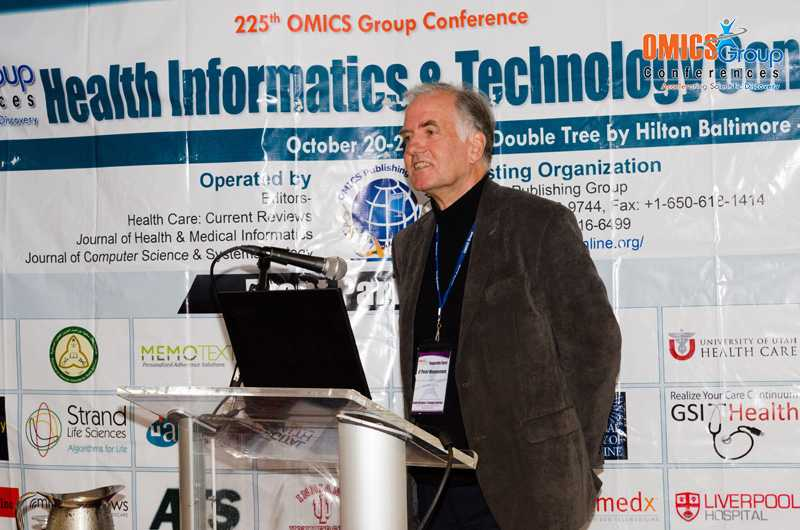 C Peter Waegemann | OMICS International
