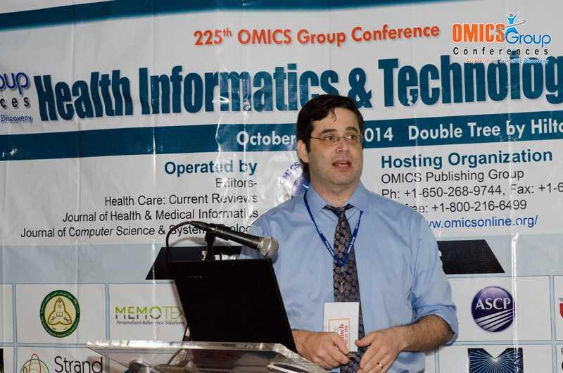 Adam I kaplin   OMICS International