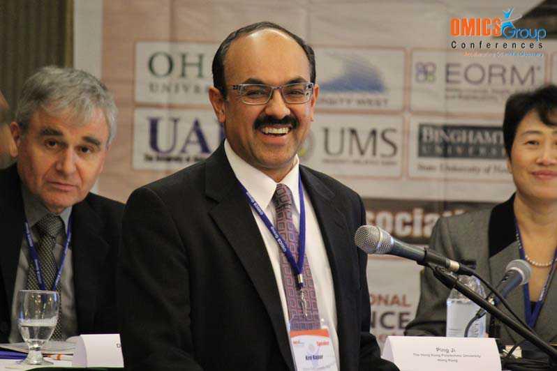 Ken Kapur | OMICS International