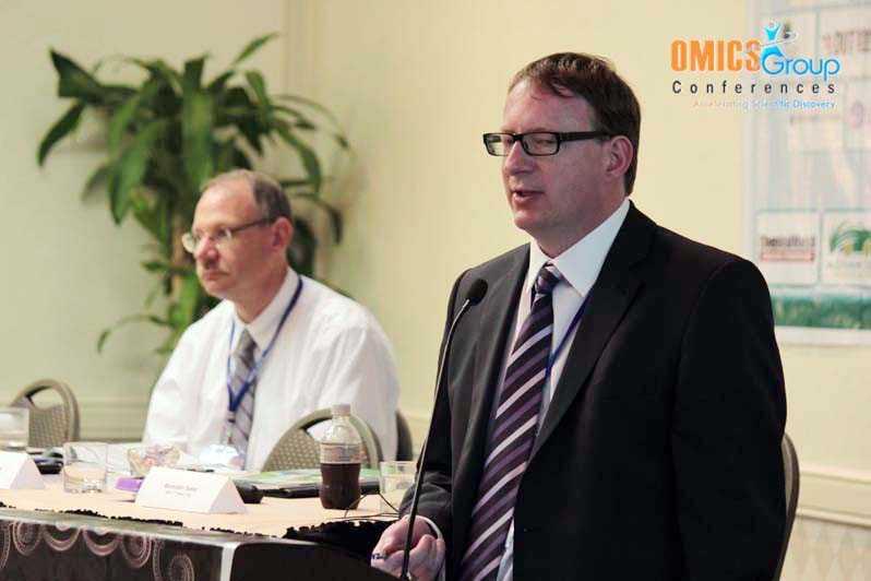 Nicholas Gathergood | OMICS International