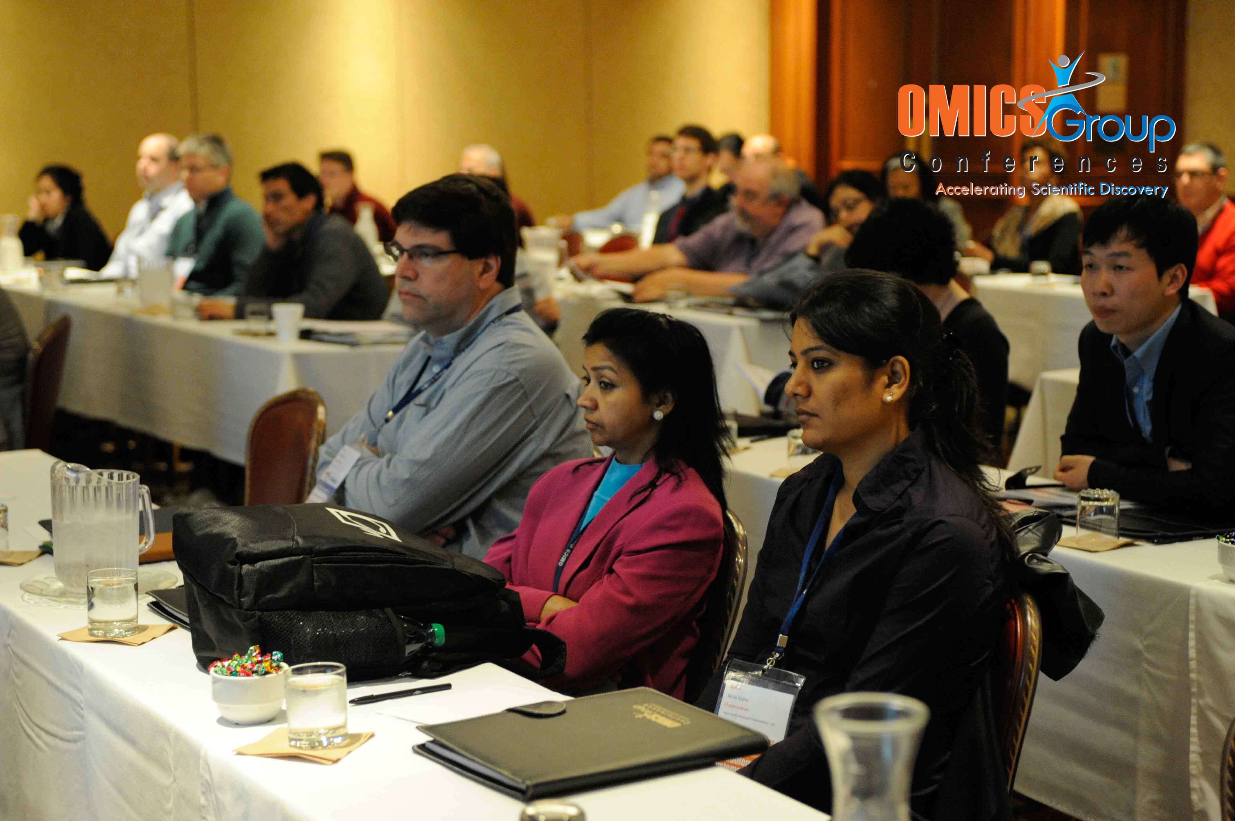 Niloofar Ansari | OMICS International