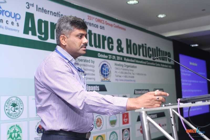 Aravind Jukanti | OMICS International