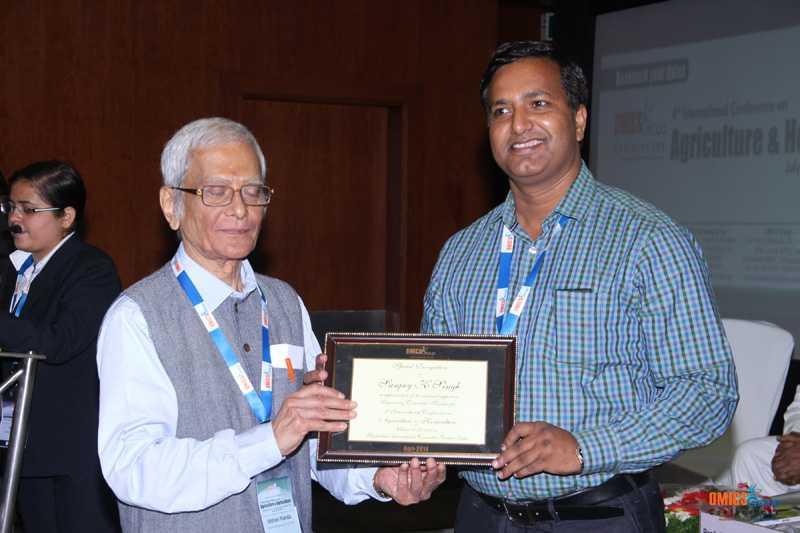 Sanjay K Singh | OMICS International