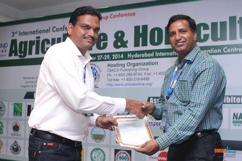 Vikram Kalpande | OMICS International