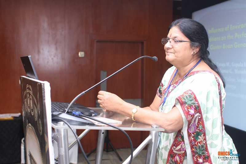 P Sathyavathi   OMICS International