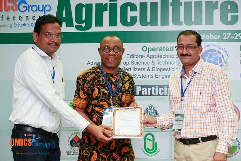 Ferdinand N Mbagwu   OMICS International