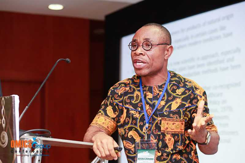 Ferdinand N Mbagwu | OMICS International