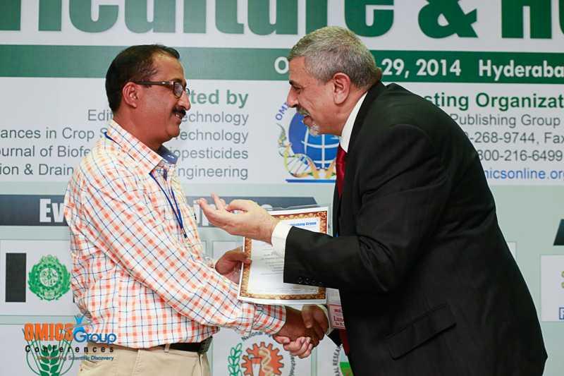 Prakash Ramrao Kadu | OMICS International