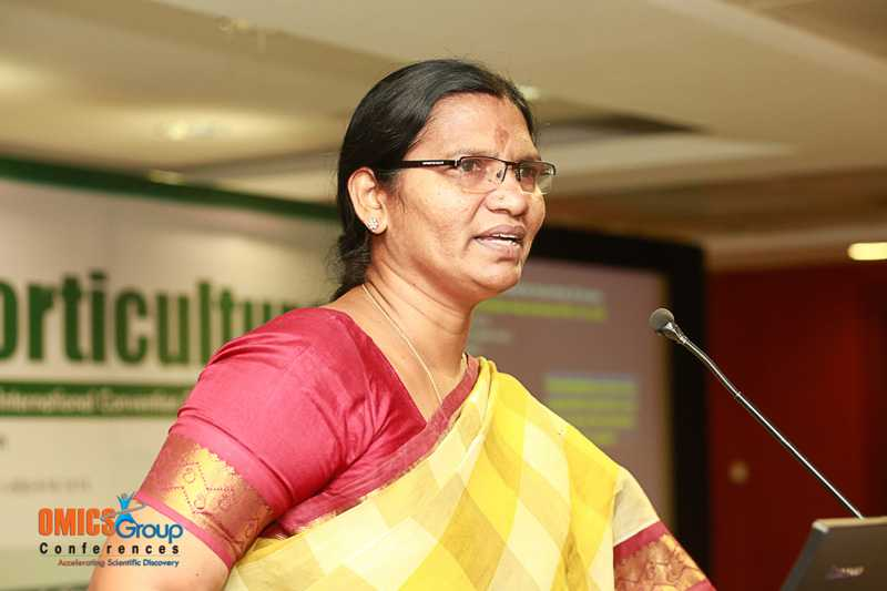 D Krishnaveni | OMICS International