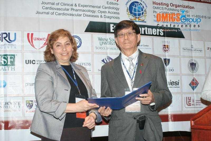 Anastasia Susie Mihailidou | OMICS International