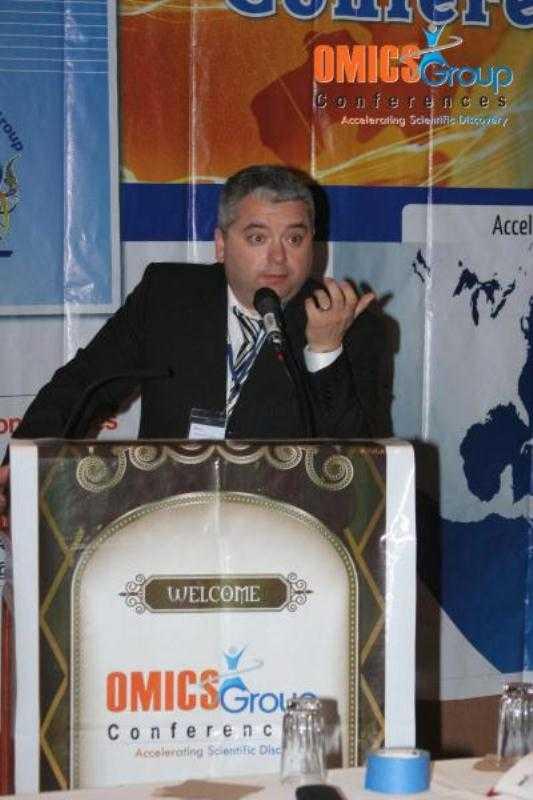 Alexander Tuzov | OMICS International
