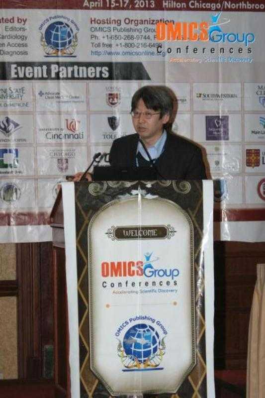 Tatsuya Shimizu   OMICS International