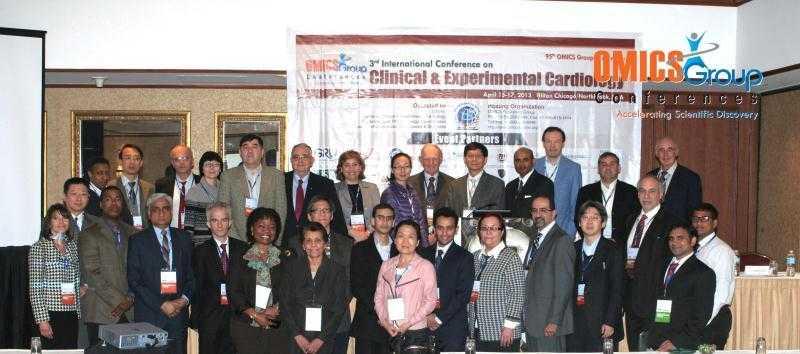 Mohamed Chahine   OMICS International