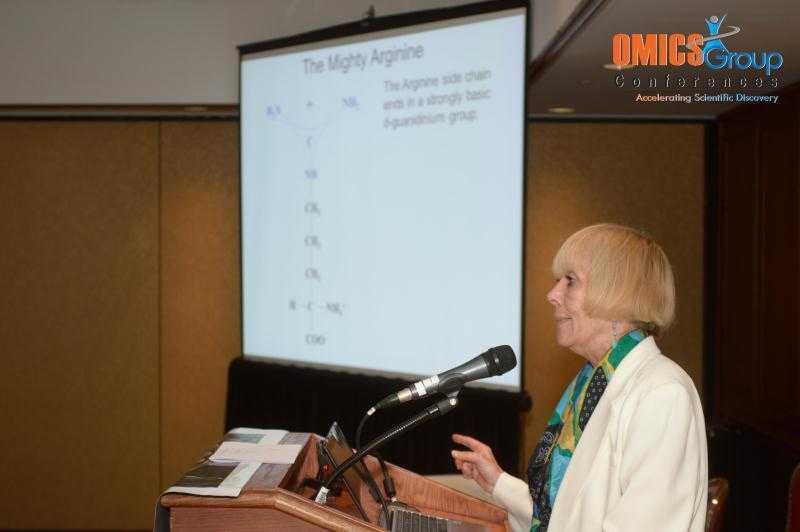 Amina S Woods  | OMICS International