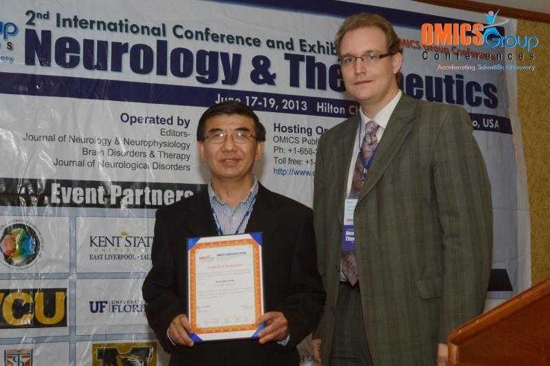 Guang Xiang Zhang | OMICS International
