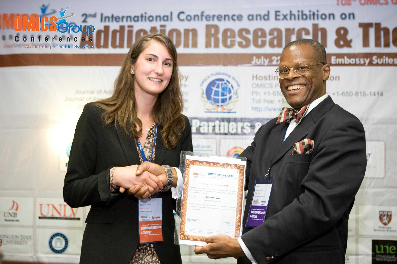 Katherine Stavro | OMICS International