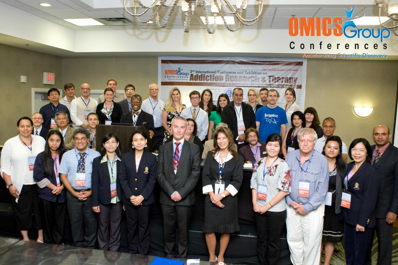 Barry Tolchard | OMICS International