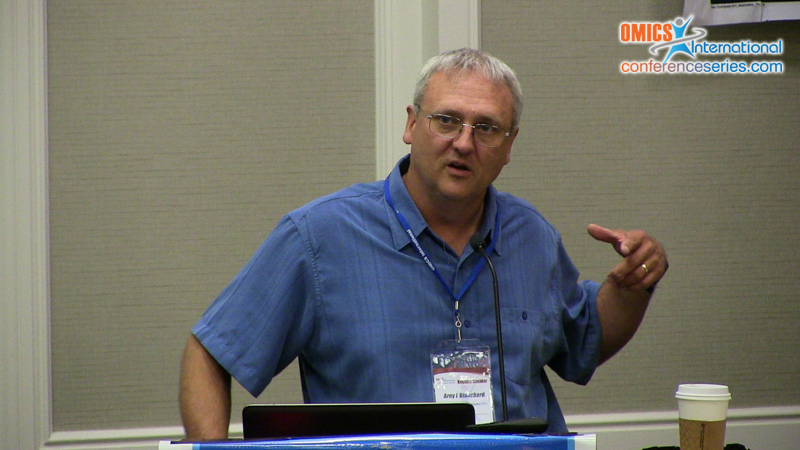 Arny L. Blanchard   OMICS International