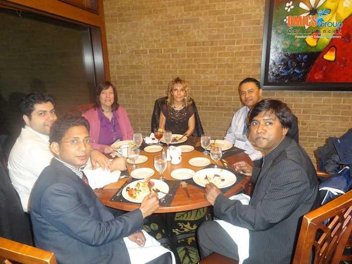 Sayon Roy | OMICS International
