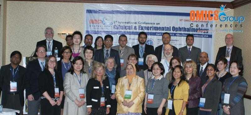 Rizalyn Albarracin  | OMICS International