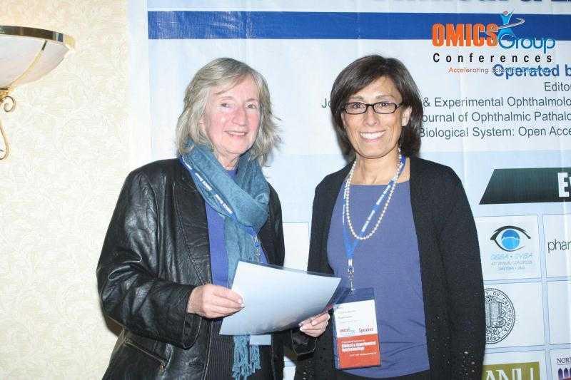 S. Patricia Becerra | OMICS International