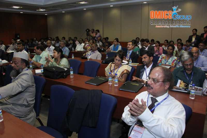 E.Saranathan | OMICS International