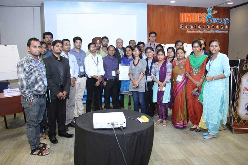 Kshetrimayum Krishnakanta Singh  | OMICS International