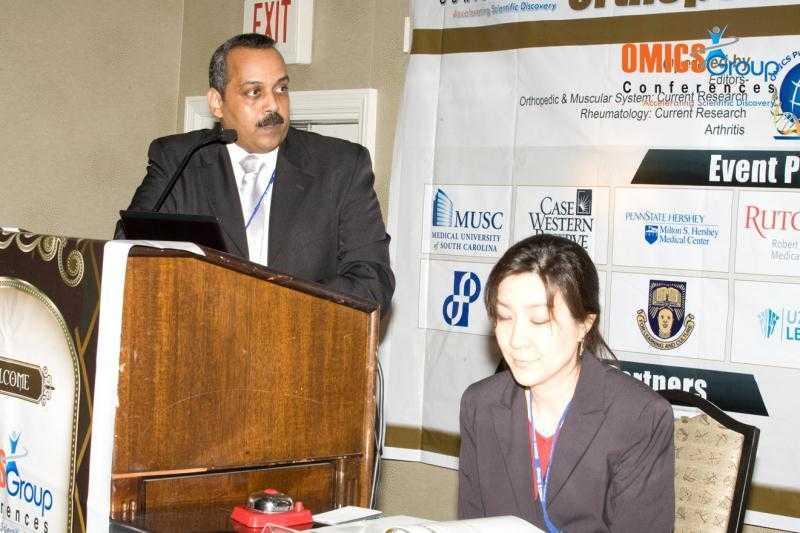 Sherif Mohamed Abdelgaid | OMICS International