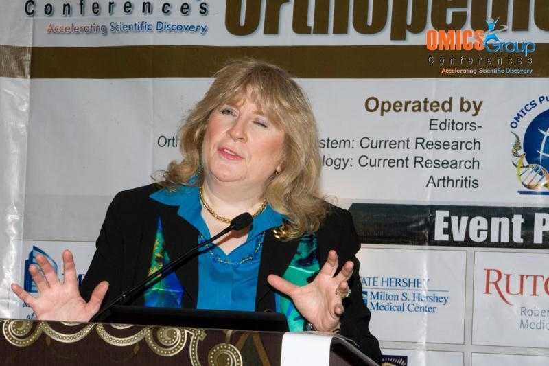 Naomi Schlesinger | OMICS International