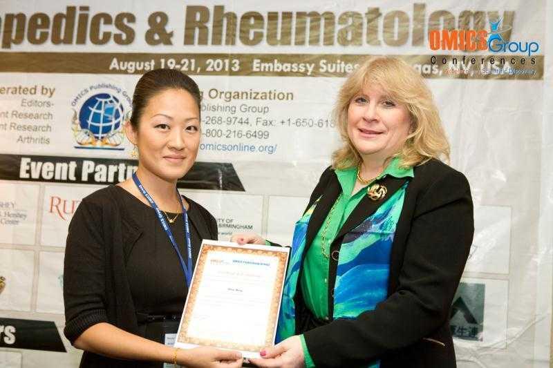 Julia Song   OMICS International