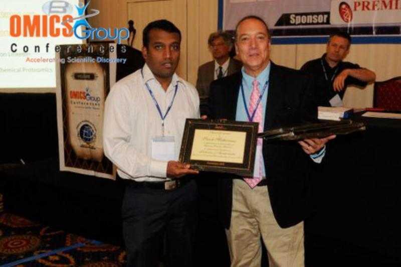 Suresh Mathivanan | OMICS International