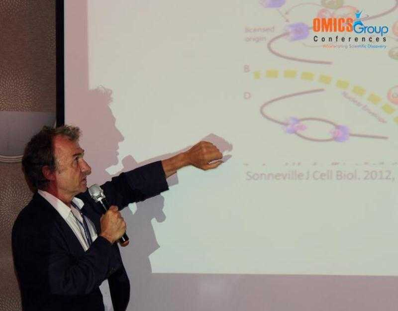 Frederic Pio   | OMICS International