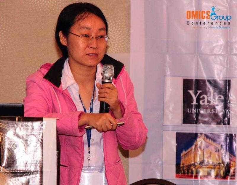 Jing Zhang   OMICS International