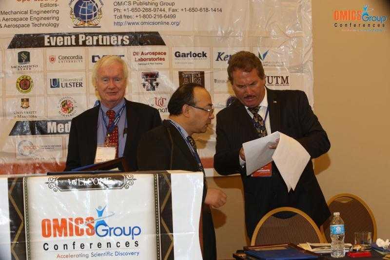 David Hyland   OMICS International