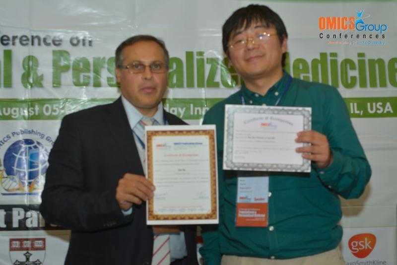 Nan Hu | OMICS International